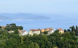 Liguria, RIviera di Levante Stock Photo