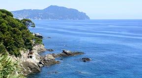 Liguria, RIviera di Levante Royalty Free Stock Image