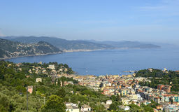 Liguria, RIviera di Levante Stock Photos
