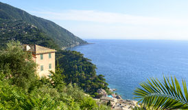 Liguria, RIviera di Levante Royalty Free Stock Image