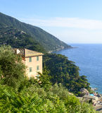 Liguria, RIviera di Levante Royalty Free Stock Photo