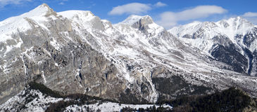 Ligurian Alps, Italy Royalty Free Stock Images