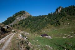 Ligurian Alps Royalty Free Stock Photo