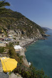 Ligurian bay Royalty Free Stock Photography