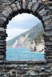 Ligurian coast Royalty Free Stock Photography