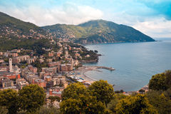 Ligurian gulf Stock Photography