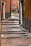 Ligurian instep in Moneglia 01891 Royalty Free Stock Photo