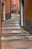 Ligurian instep in Moneglia 01891. Solitary ligurian instep in Moneglia Royalty Free Stock Photo