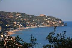 Ligurian landscape Stock Image