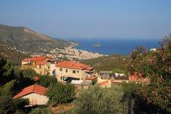 Ligurian landscape Royalty Free Stock Photo