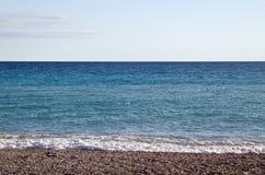 Ligurian Sea Royalty Free Stock Photography