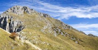 Ligurier Alpen, Italien Stockfotografie