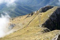 Ligurier Alpen, Italien Lizenzfreie Stockfotografie