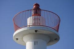 lihgthouse κορυφή Στοκ φωτογραφίες με δικαίωμα ελεύθερης χρήσης