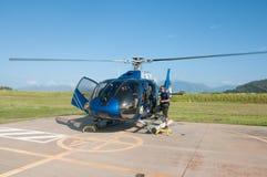 Lihue, Kauai : Hélicoptère guidé sur Kauai Photo libre de droits