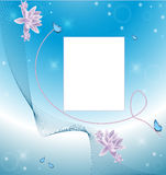 Liilii. Photo frameworks flowers.Frame for foto Stock Photos
