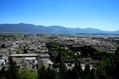 lijiang παλαιά πόλη στοκ φωτογραφία