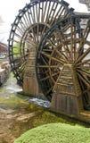 lijiang υδραυλικοί τροχοί Στοκ φωτογραφία με δικαίωμα ελεύθερης χρήσης