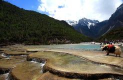 Lijiang, Юньнань, Китай Стоковые Фотографии RF