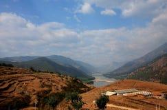Lijiang, Юньнань, Китай Стоковые Изображения