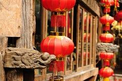 瓷lijiang 免版税库存照片