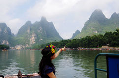 Lijiang Στοκ εικόνες με δικαίωμα ελεύθερης χρήσης