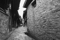 Lijiang:an ancient city Stock Photos