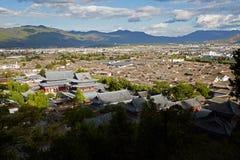 Lijiang Ancient City, Yunnan, China Stock Photo