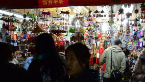 Lijiang Ancient City stock video footage