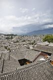 Lijiang: the ancient town of dayan Royalty Free Stock Images