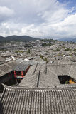 Lijiang: the ancient town of dayan Royalty Free Stock Photography