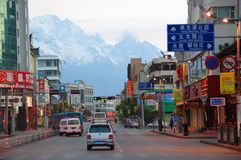 LIJIANG, CHINA Stock Photography