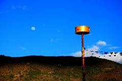 lijiang del shangrila, Yunnan, China Fotos de archivo libres de regalías