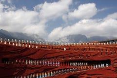 Lijiang dell'impressione Fotografia Stock Libera da Diritti