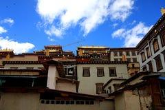 lijiang do shangrila, yunnan, porcelana Imagens de Stock