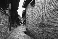 Lijiang: een oude stad Stock Foto's