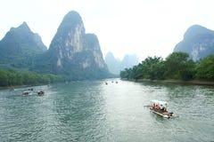Lijiang landskap Royaltyfri Foto