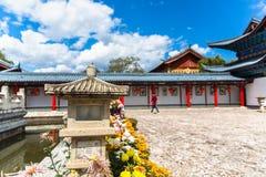 Free Lijiang Mu House Stock Images - 60883894