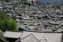 Lijiang old town Royalty Free Stock Image