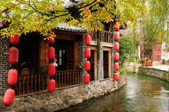 Lijiang Old Town in China Stock Images