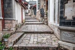 Lijiang old town Stock Image