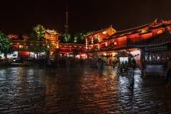 Lijiang old town Stock Photos
