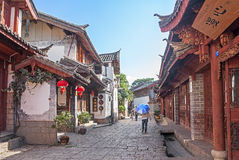 Lijiang Old Town Royalty Free Stock Photo