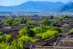 Lijiang old town, China Stock Image