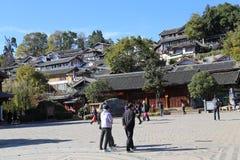 Lijiang Old Town Royalty Free Stock Image