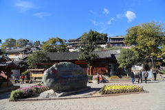 Lijiang Old Town Royalty Free Stock Photography