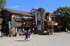 Lijiang Old Town Royalty Free Stock Photos