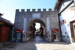 Lijiang Old Town Stock Photo