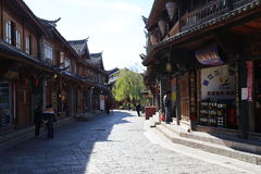 Lijiang Old Town Stock Images