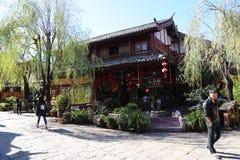 Lijiang Old Town Royalty Free Stock Photo